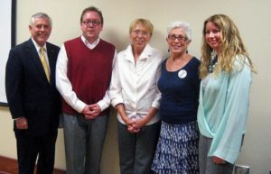 Arc of the New River Valley Board members and volunteers