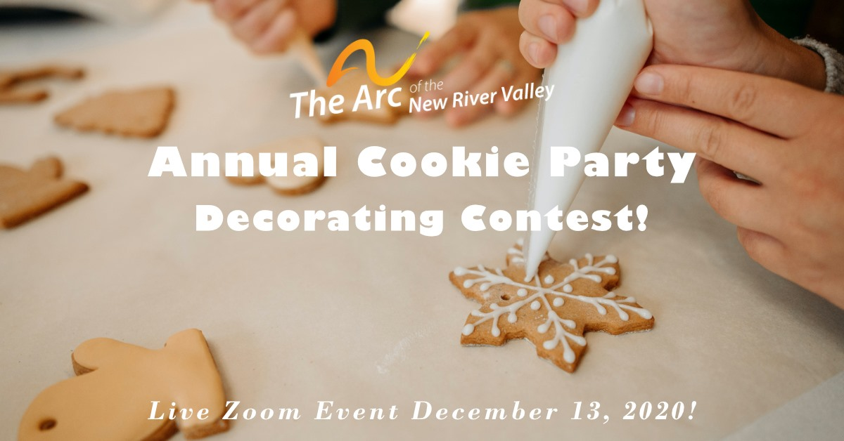 Join us for 2019 the Christmas Cookie Party